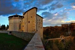 Museo dell'Alto Medioevo, Forte Malatesta