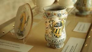 Albarello, ceramica di Castelli.