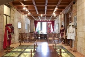 Ente Quintana,Palazzo dell'Arengo