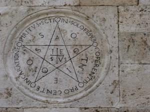 Palazzetto Bonaparte, Ascoli Piceno.