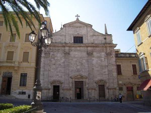 Chiesa di S.Maria della Carità, Ascoli Piceno