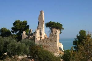 Castello di S. Andrea, Cupra Marittima.