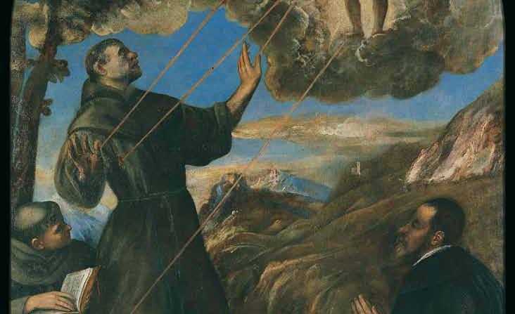 Un Tiziano nella Pinacoteca Civica di Ascoli Piceno