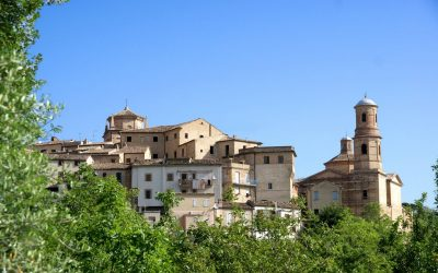A stroll through the Piceno villages: Montalto, the Sisto V Pope's town and Patrignone