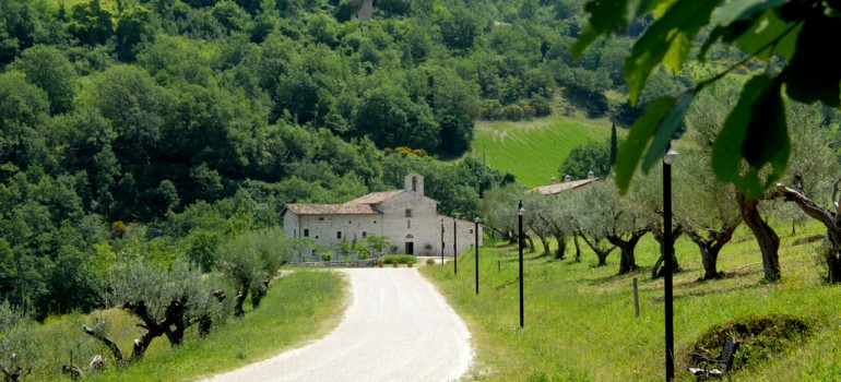 Along the Salaria Road: Paggese, the village of the ancient inscriptions